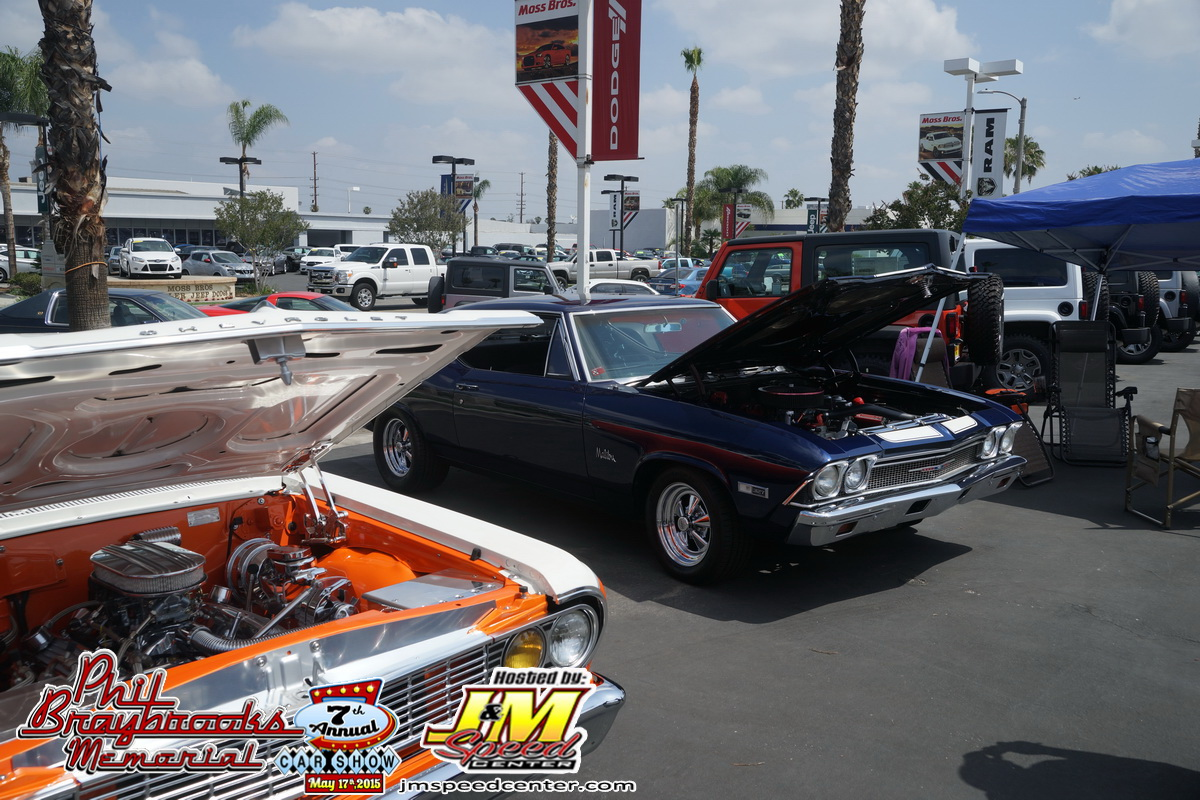 7th Annual Phil Braybrook Memorial Car Show