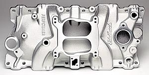 Edelbrock Chevy (262-400ci) Small Block V8 Performer Intake