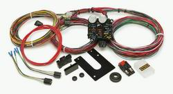 12 Circuit Universal; Pick-Up Truck Harness Assembly; Non GM-Keyed Steering Column